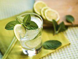 Bebidas lime gin