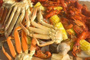 Lista de todas as-you-can-eat restaurantes de frutos do mar em ohio