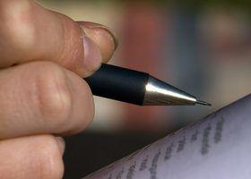 Lista de diferentes carreiras como um linguista