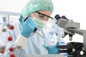 Lista de carreiras genéticos e biotecnologia