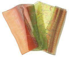 Lista de tecidos leves