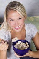 Lista de cereais de baixo carboidrato
