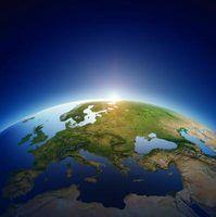 Lista de recursos naturais encontrados na crosta terrestre