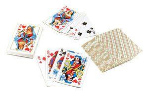 Lista de jogos de cartas de jogo