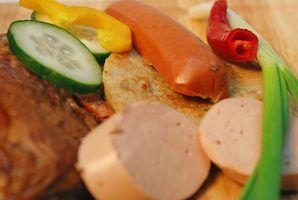 Lista de alimentos polonês