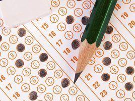 Lista de testes de avaliação de leitura padronizada
