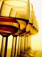 Lista de vinhos de seco a doce