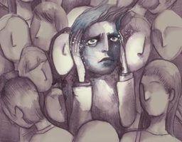 Personagens literários com problemas mentais