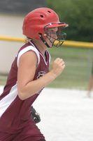 Regras fastpitch softball liga júnior