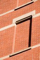 Requisitos lintel parede de blocos de concreto de suporte de carga