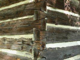 Log técnicas de construção casa