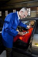 Louisiana lista de verificação de inspeção de carro