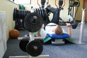Mais baixos exercícios de fortalecimento muscular no peito