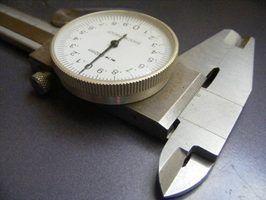 Pinças são apenas uma das muitas ferramentas de inspeção loja de máquina.