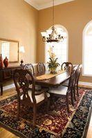 Mármore mesa de jantar vs. Madeira mesa de jantar