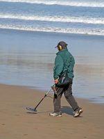 Regras metal que detecta em praias oregon