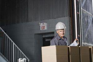Métodos de embalagem para exportações