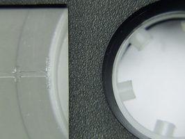 instruções do gravador Microcassette