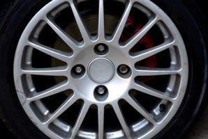 especificações de torque da porca da roda variar de acordo com diferentes modelos Mitsubishi.