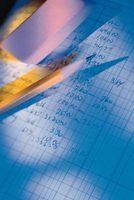 Comparações mensais de ganhos e perdas em quickbooks