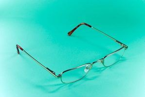 A maioria das armações de óculos duráveis