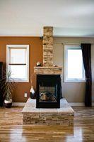 Mais eficientes fogões a lenha e lareiras