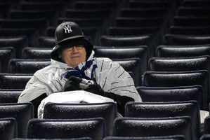 Assentos mais caros no estádio yankee