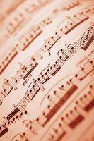 Artistas da música no final de 1800