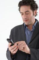 Meu iphone não está empurrando meu e-mail