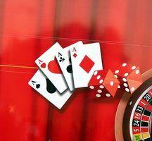 Lista de jogos de cartas de casino