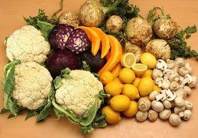 Nomes de frutas e legumes que estragam rapidamente