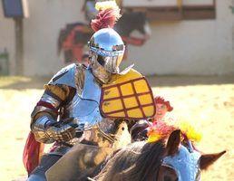 Nomes da armadura para cavaleiros