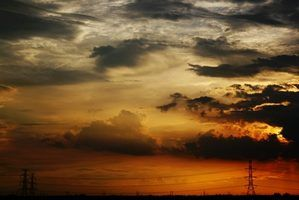 Os desastres naturais relacionados ao aquecimento global