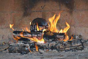 Ideias de incêndio falsos para projectos