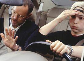 Restrições de licença de passageiros nova iorque de motorista júnior