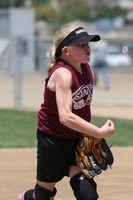 Regras softball de arremesso nfhs