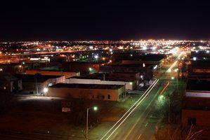 Casas noturnas na cidade de oklahoma