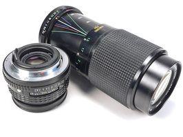Tipos de lentes nikkor explicou