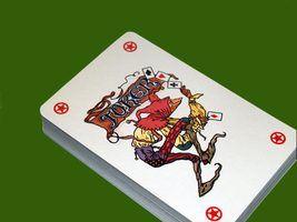Regras para 9 buracos de golfe jogos de cartas