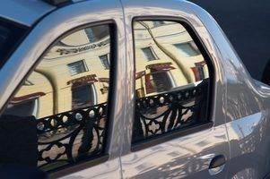 North carolina leis dmv em matiz da janela