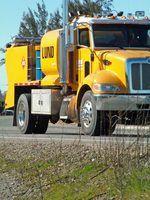 Requisitos de inspeção de segurança de caminhão carolina do norte