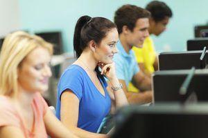 Objectivos de formação em informática