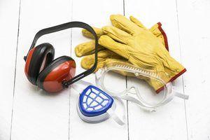 Riscos ocupacionais do trabalho com cimento de contato