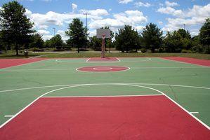 Regras oficiais de basquete universitário