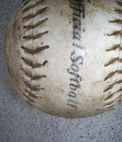Regras oficiais para a softball de 16 polegadas