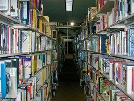 Classificação de biblioteca on-line