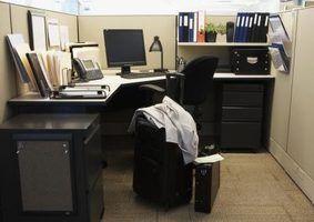 Requisitos de espaçamento compartimento do escritório da osha