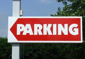 Leis de estacionamento para carros inteligentes