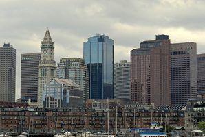 Regras de estacionamento metro de boston