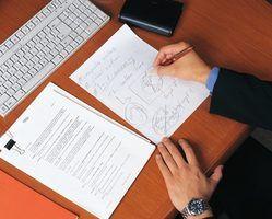 Apresente sua experiência e competências através reunir uma carteira de procura de emprego.